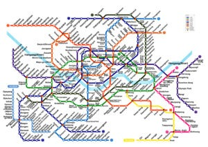 Seoul Subway Map 2015.10 Things To Know Upon Arrival In Korea