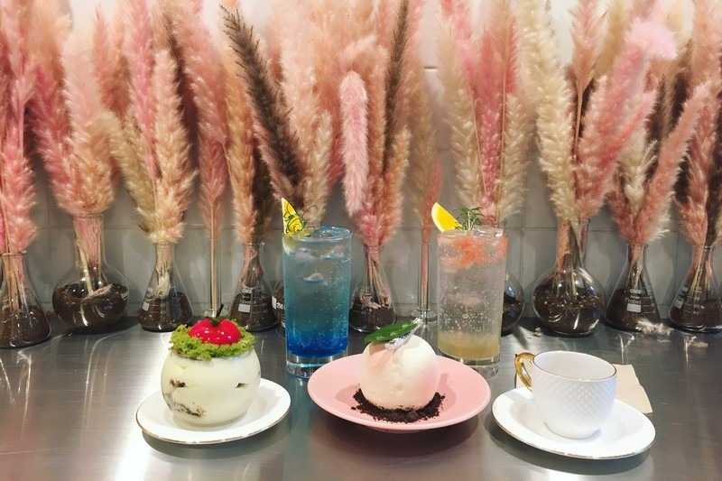 9 Cafes Making A Statement in Hongdae