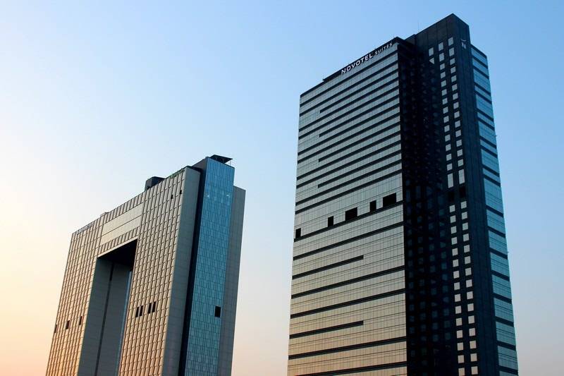 The Best Hotel in Central Seoul: Novotel Ambassador Yongsan